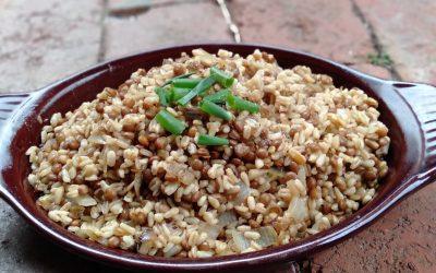 Mujadara Recipe Using Groats