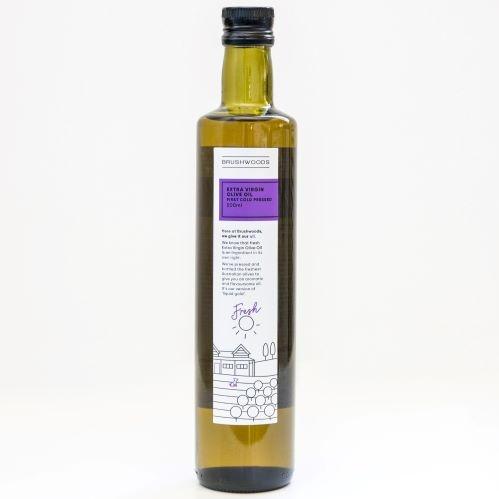 Brushwoods Australian Award Winning Extra Virgin Olive Oil